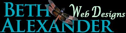 Beth Alexander Web Designs