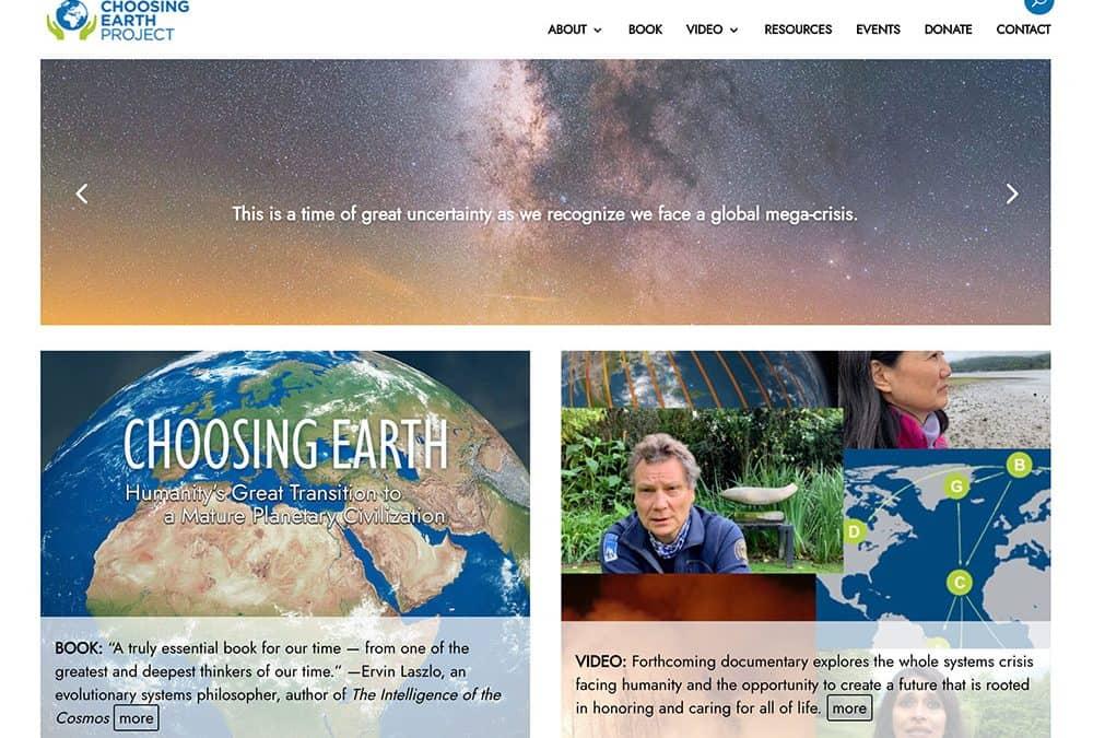 Choosing Earth Project