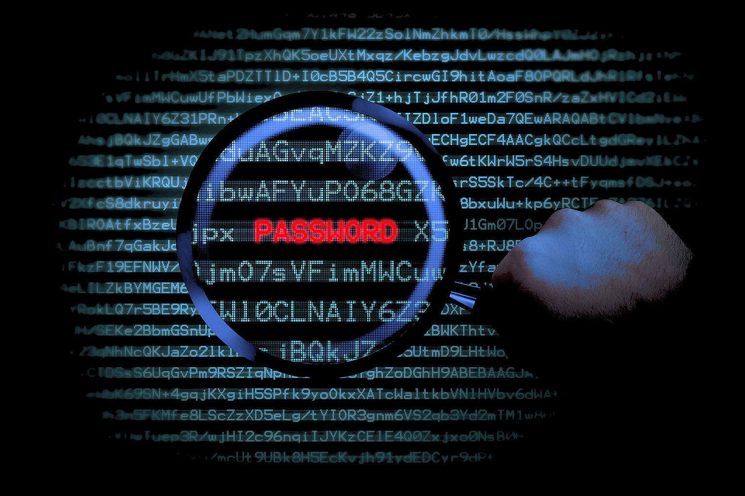 Online Security: Strong Passwords are a First Line Defense